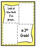 2nd Grade Growth