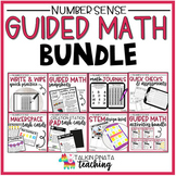 BUNDLE Second Grade Guided Math Number Sense Unit
