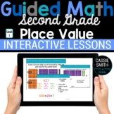 2nd Grade Guided Math -Google Classroom Unit 1 Place Value