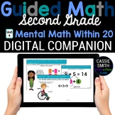 2nd Grade Guided Math -Google Classroom Unit 4 Mental Math