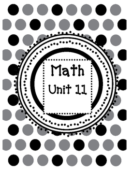 2nd Grade Guided Math Lessons Everyday Math Unit 11