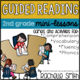 2nd Grade Guided Reading Mini-Lessons {Activities, Resources, and Games}
