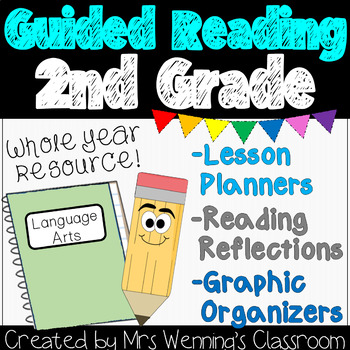 2nd Grade Guided Reading Pack!