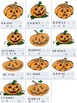 2nd Grade Halloween Logic Test Prep