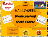 2nd Grade Halloween Measurement Math Center Eureka Math