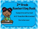 2nd Grade Handwriting Book