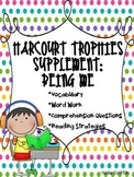 2nd Grade Harcourt Trophies Supplement: Just For You Theme 1 {Being Me}
