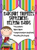 2nd Grade Harcourt Trophies Supplement: Just For You Theme 2 {Helping Hands}