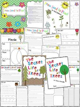 2nd Grade Harcourt Trophies Supplement: Just For You Theme 3 {Our World}