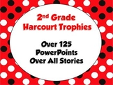 2nd Grade Harcourt Trophies Supplement (Over 125 PowerPoints)