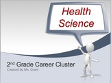 2nd Grade - Health Science Career Cluster PPT