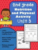 2nd Grade Health - Unit 3 Nutrition and Physical Activity