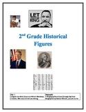 2nd Grade Historical Figures' Unit