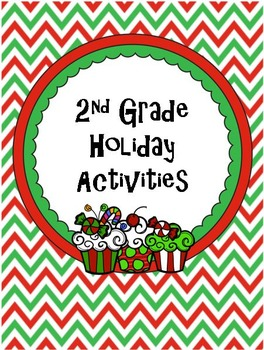 2nd Grade Holiday Activities