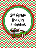 2nd Grade Holiday Activities