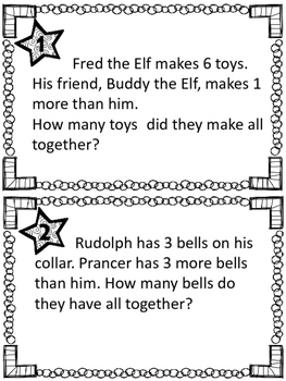 2nd Grade Holiday Activities (Sample) FREEBIE