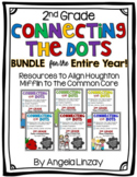 2nd Grade Houghton Mifflin Common Core BUNDLE- EVERYTHING