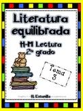 2nd Grade Houghton Mifflin Theme 3 - Balanced Lieracy in Spanish