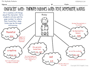 2nd Grade ELA Common Core Activities: Aligned with Houghton Mifflin Theme 3