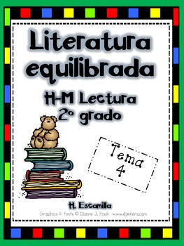 2nd Grade Houghton Mifflin Theme 4 - Balanced Literacy in Spanish