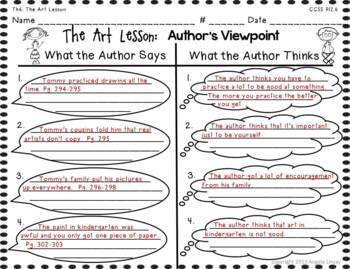 2nd Grade ELA Common Core Activities: Aligned with Houghton Mifflin Theme 6