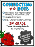 2nd Grade Houghton Mifflin Theme 4: Common Core, Graphic Organizers & Daily 5
