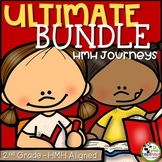2nd Grade Houghton Mifflin Journeys ULTIMATE Bundle!
