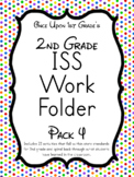 2nd Grade ISS Work Packet - Pack 4... Activities for all day!