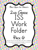 2nd Grade ISS Work Packet - Pack 6... Activities for all day!