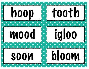 2nd Grade Imagine It! Spelling Cards - Unit 4