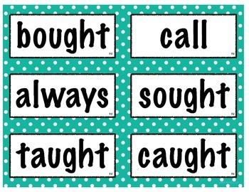 2nd Grade Imagine It! Spelling Cards - Unit 5