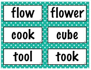 2nd Grade Imagine It! Spelling Cards - Unit 6