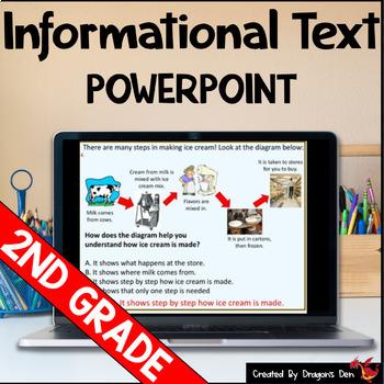 2nd Grade Informational Text PowerPoint