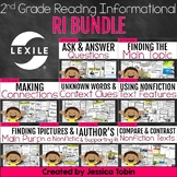 Reading: Informational- 2nd Grade Bundle
