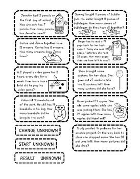 2nd Grade Interactive Journal, OA