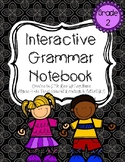 2nd Grade Interactive Language Notebook