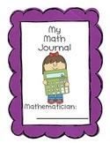 2nd Grade Interactive Math Journal: Adding to 20