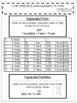 2nd Grade Interactive Math Journal: Place Value