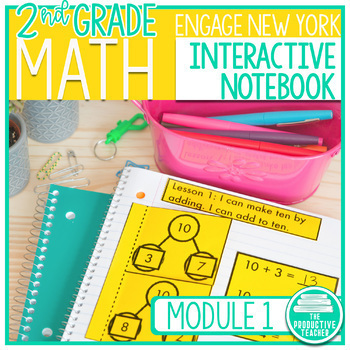 Engage New York Aligned Interactive Notebook: Grade 2, Module 1
