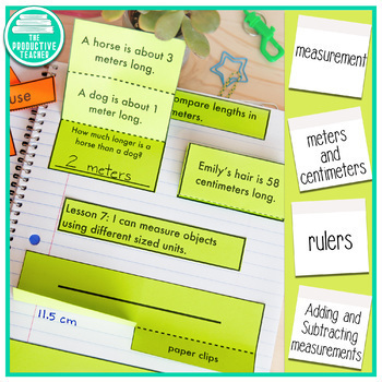 Engage New York Aligned Interactive Notebook: Grade 2, Module 2