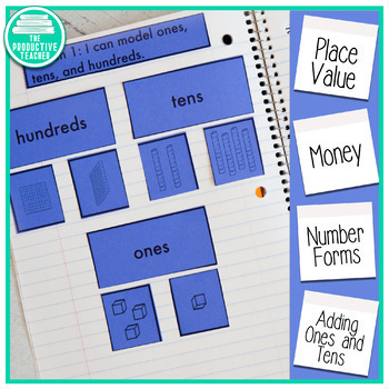 Engage New York Aligned Interactive Notebook: Grade 2, Module 3