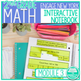 Engage New York Math Aligned Interactive Notebook: Grade 2, Module 3