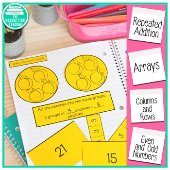 Engage New York Math Aligned Interactive Notebook: Grade 2, Module 6
