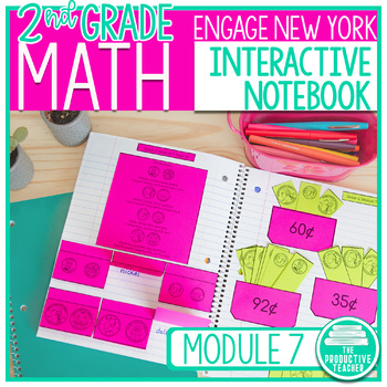 2nd Grade Interactive Math Notebook: Engage NY Module 7