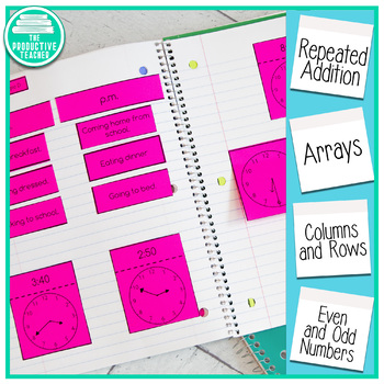 Engage New York Aligned Interactive Notebook: Grade 2, Module 8