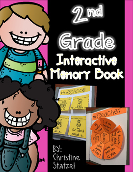 2nd Grade Interactive Memory Book (End of the Year)