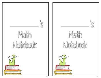 2nd Grade Interactive Notebook