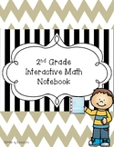 2nd Grade Interactive Notebook