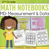 Measurement and Data- 2nd Grade Math Interactive Notebook