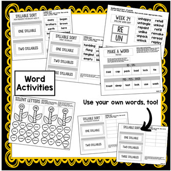 Cause and Effect, Prefixes, Antonyms Interactive Notebook